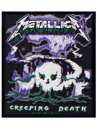 Metallica Patch 9